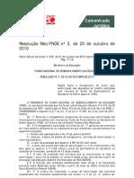 ResolucaoFNDE-3-20-10-10