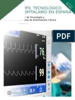 FENIN - 2015 - Perfil tecnológico hospitalario en españa