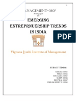 Emerging Enterprenuership Trends