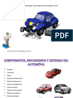 Componentes Motor Otto Clase 4