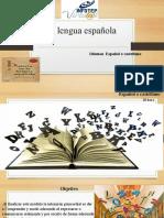 Guía positiva de lengua españolas