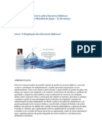 Livros sobre Recursos Hídricos