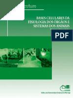 111Bases Celulares Da Fisiologia Dos Orgãos e Sistemas Dos Animais