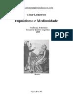 Hipnotismo e Mediunidade - Cesar Lombroso (1)