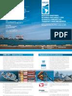 Flyer en español de IAME Latin America 2011