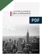guide de finance