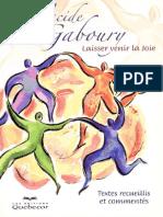 Laisser Venir La Joie - Placide Gaboury