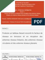 01. Antennes Intelligentes MKT D1