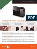 D-Link DAP-1350 - Wireless N Pocket Router/Access Point