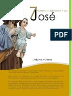 7 Domingos en Honor a  san José