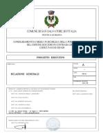 RESS-A - Relazione Generale