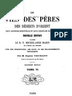 Les_pères_des_déserts_T6 Veuillot-1869