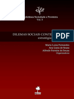 COLETNIA SOCIEDADE E FRONTEIRA VOL.5 - FINAL