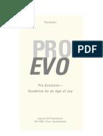 Pro-Evolution