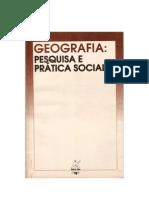 geografia- pesquisa e pratica social
