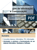 TIC Introdução