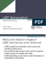 LGBTQ Demographics