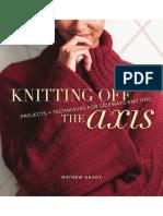 KnittingOfftheAxis