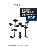 Manual Da Bateria
