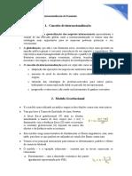 Teste – Seminário Da Internacionalização Da Economia
