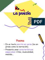 ud 1 pautas básicas de poesía, 1, JAránL, 1 eso 2009