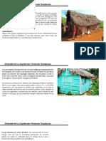 Materiales de Arquitectura Vernacula Dominicana