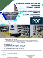 DIAPOSITIVAS SUSTENTACION Blaz Limache Quispe Farfan Capira Chullo - 2020-20 (2)