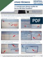 Info_VW_Jetta_Câmera de ré_Liberação VAS
