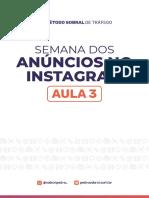 Semana Dos Anu Ncios No Instagram - PDF 03