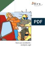 ED833 Façe aux accidents  Analyser et agir
