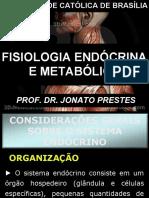 Aula 5 - Sistema endócrino