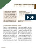 1- Introduction to Nanotechnology