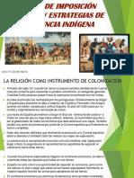 formas de imposición colonial
