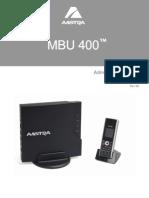 MBU400_AdminGuide_ag_en_1108