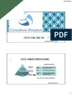 PRESENTACION CERTIFICACION CISCO 200 125