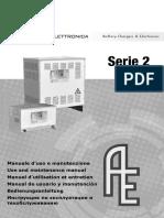 Serie 2 Manual