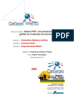 ConSerpro2007-MantisPMP