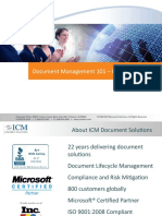 Document Management 101 - Basics and Benefits Final Pps