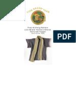 Knitting Pattern Textured Top