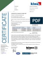 1_KIWA Certificate_KIP-089949 V2