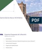 Cancer NCCN-Bolivia Diputado 4.1.2017