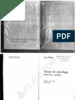 145. BLEGER (1971) Temas de Psicología (Entrevista y Grupos)