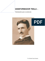 Cómo construir un Minigenerador Tesla