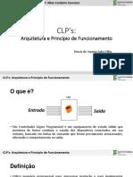 Aprentação CLPs - Tomás Filho