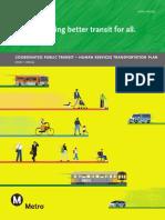Final 2021 2024 Coordinated Public Transit Plan