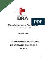 METODOLOGIA-DO-ENSINO-DE-ARTES-NA-EDUCAÇÃO-BÁSICA-APOSTILA