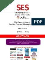 SESNY Presentation - New PPC Ad Formats