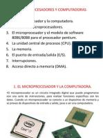 MICROPROCESADORES Y COMPUTADORAS-ARQ DE HARDWARE