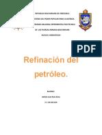Refinacion Investigacion