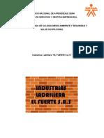 fichas de caraceterización y mapa de procesos para auditoria